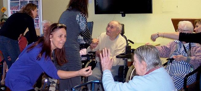 ouderen (met dementie)